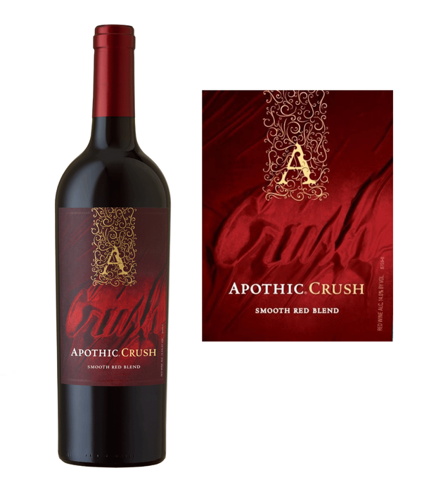 Apothic Crush Red Blend 2018 (750 ml)