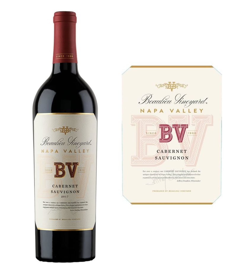 Beaulieu Vineyard Napa Valley Cabernet Sauvignon 2017 (750 ml)