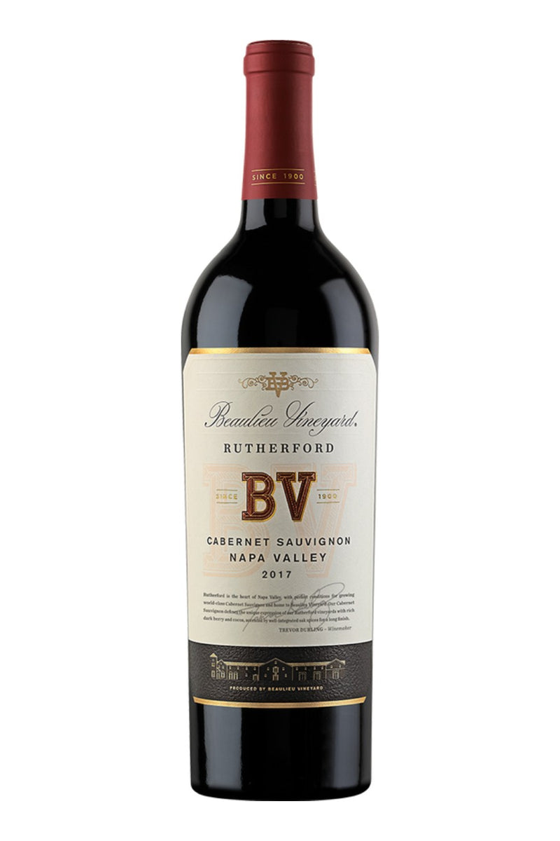 Beaulieu Vineyard Rutherford Cabernet Sauvignon 2017 (750 ml)