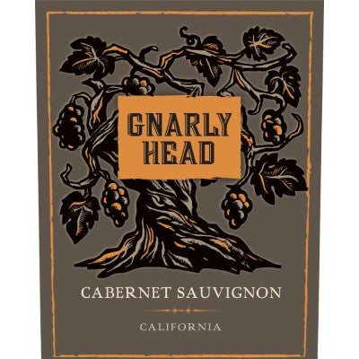 Gnarly Head Cabernet Sauvignon 2019 (750 ml)