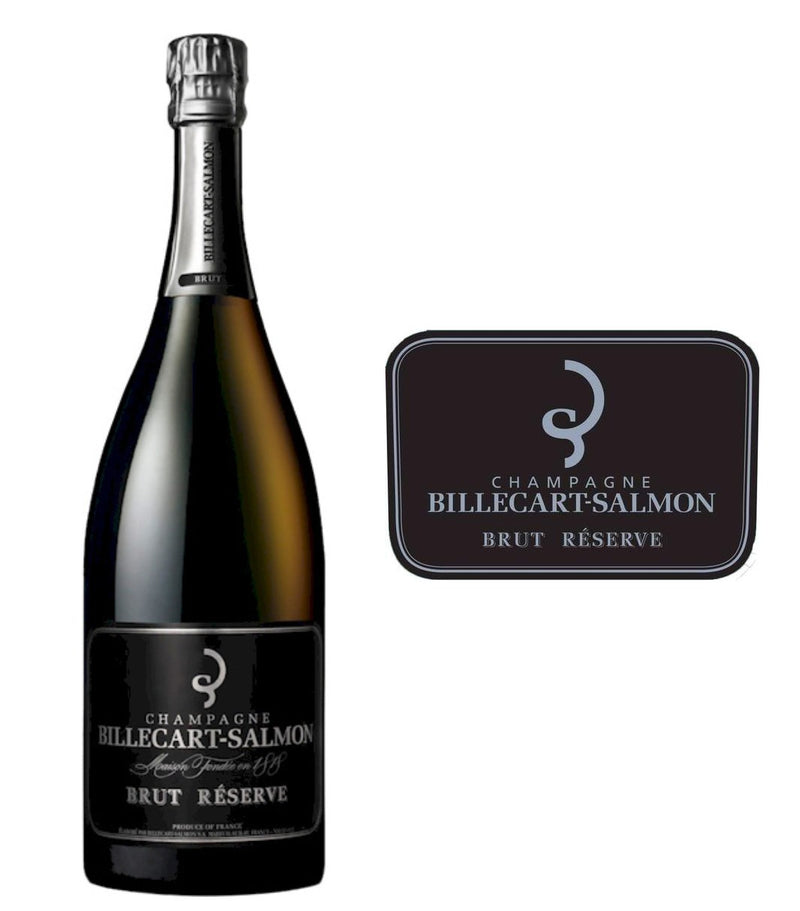 Billecart-Salmon Brut Reserve Champagne (750 ml)