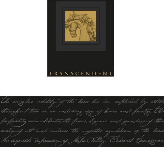 Black Stallion Winery Transcendent 2013 (750 ml)