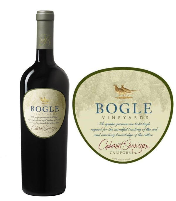 Bogle Vineyards Cabernet Sauvignon 2017 (750 ml)