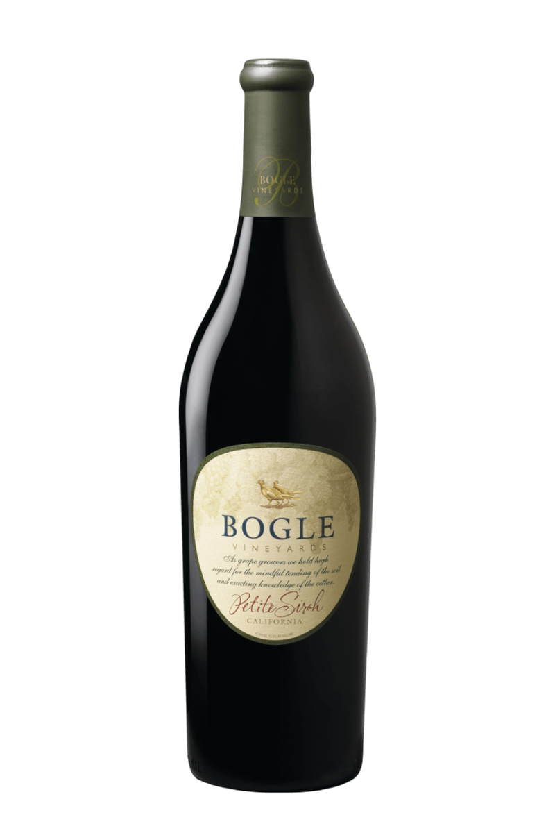 Bogle Vineyards Petite Sirah 2017 (750 ml) - BuyWinesOnline.com