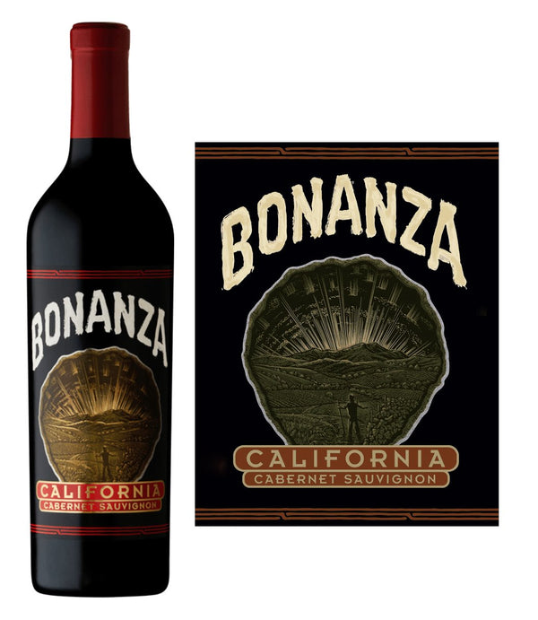 Bonanza Wine Cabernet Sauvignon Lot 2 (750 ml)