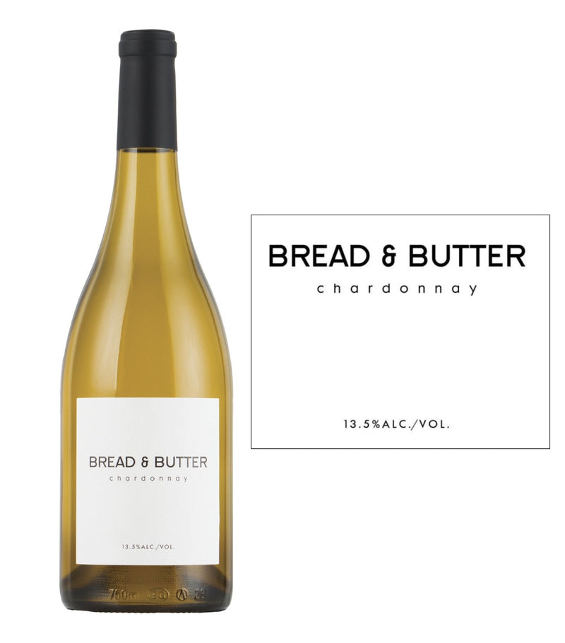 Bread & Butter Chardonnay 2019 (750 ml)