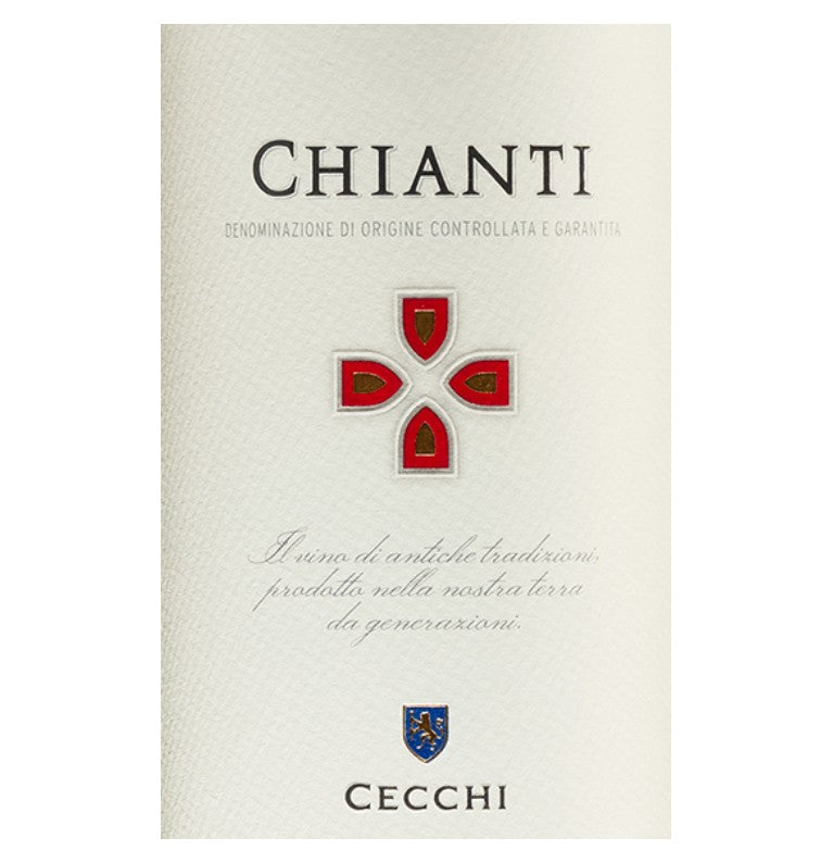REMAINING STOCK: Cecchi Chianti 2017 (750 ml)