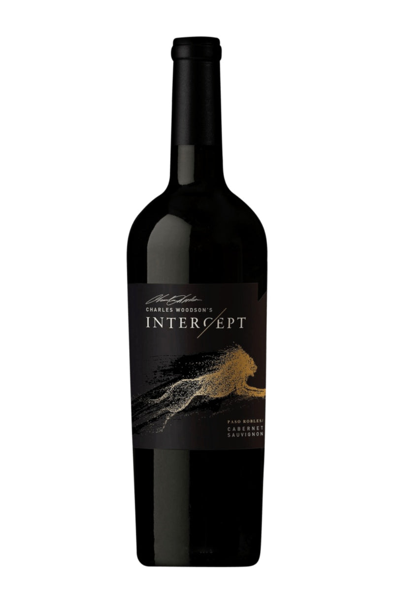 Charles Woodson's Intercept Cabernet Sauvignon 2017 (750 ml)