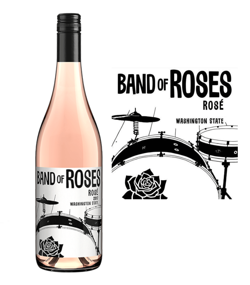 Charles Smith Band of Roses Rose 2019 (750 ml)