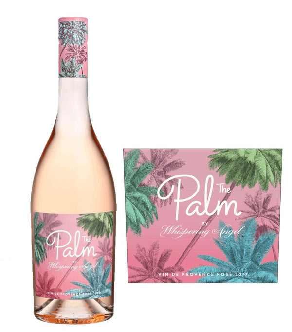 Chateau d'Esclans The Palm by Whispering Angel Rose 2019 (750 ml) - BuyWinesOnline.com