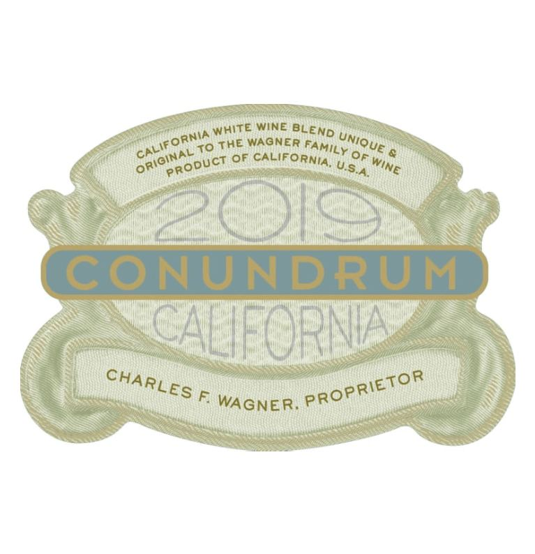 Conundrum White Blend 2019 (750 ml) - BuyWinesOnline.com