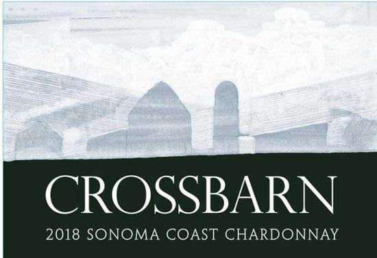 Crossbarn by Paul Hobbs Sonoma Coast Chardonnay 2018 (750 ml) - BuyWinesOnline.com