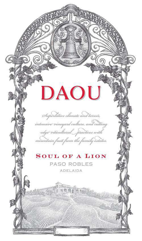 DAOU Vineyards Soul of a Lion 2017 (750 ml) - BuyWinesOnline.com