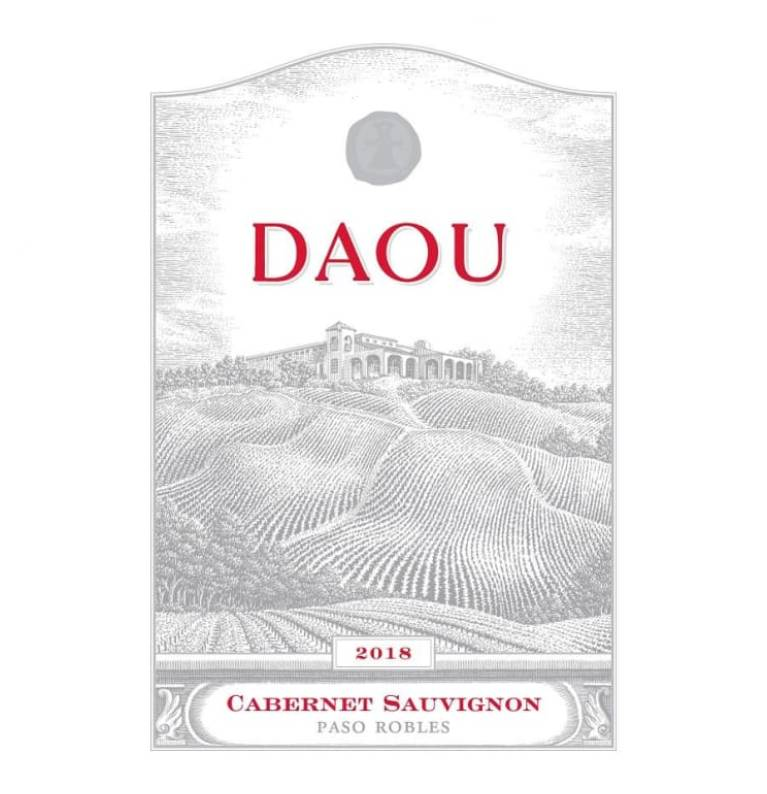 DAOU Vineyards Cabernet Sauvignon 2018 (750 ml)