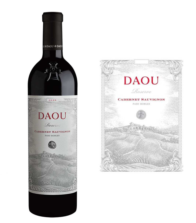 DAOU Vineyards Reserve Cabernet Sauvignon 2018 (750 ml)