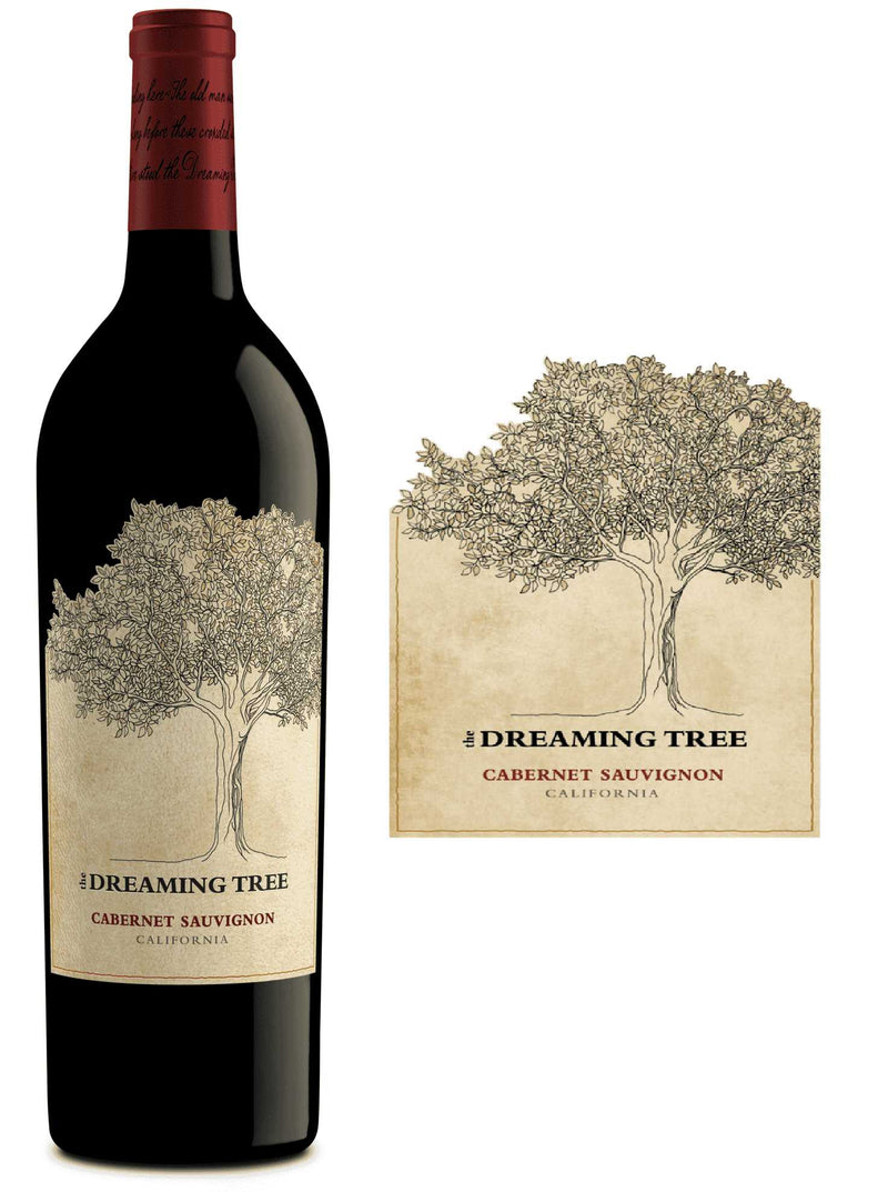The Dreaming Tree Cabernet Sauvignon 2018 (750 ml) - BuyWinesOnline.com