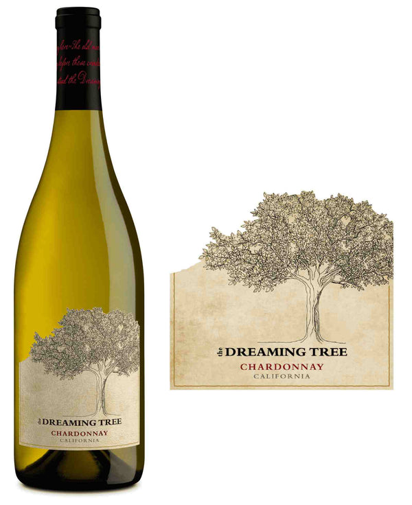 The Dreaming Tree Chardonnay 2018 (750 ml)