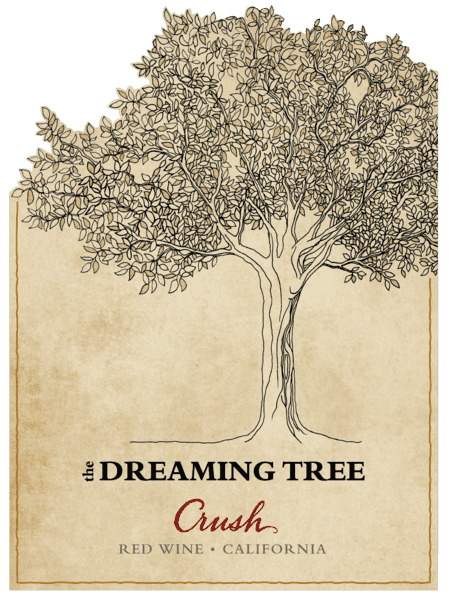 The Dreaming Tree Crush Red Blend 2018 (750 ml) - BuyWinesOnline.com