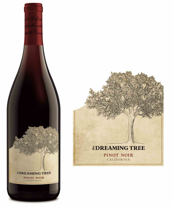 The Dreaming Tree Pinot Noir 2018 (750 ml) - BuyWinesOnline.com