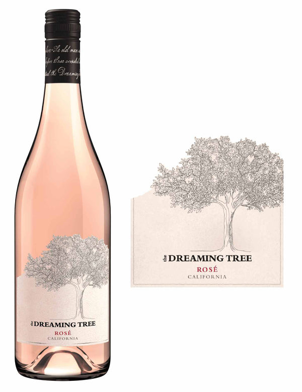 The Dreaming Tree Rose 2018 (750 ml) - BuyWinesOnline.com