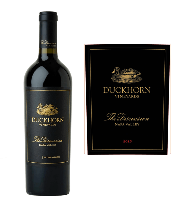 Duckhorn The Discussion Bordeaux Blend 2015 (750 ml)