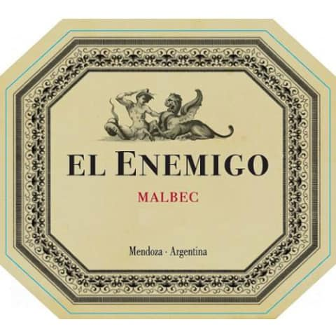 El Enemigo Malbec 2017 (750 ml)