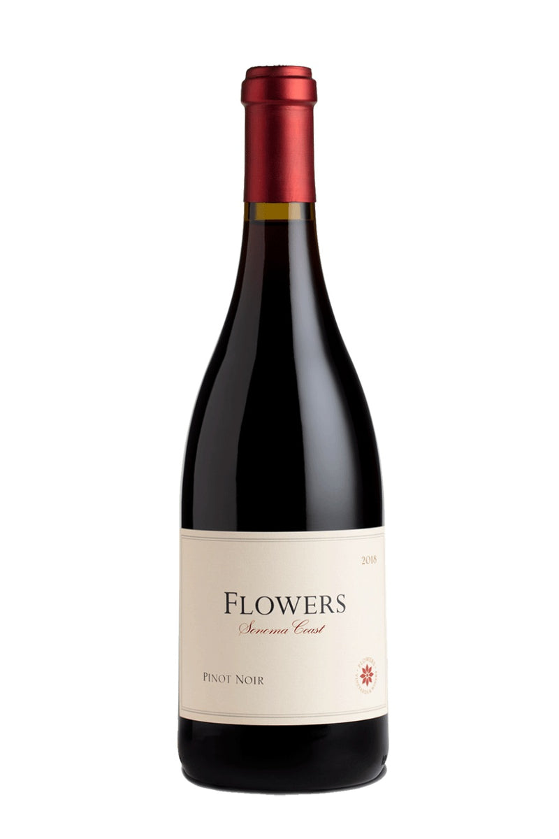 Flowers Sonoma Coast Pinot Noir 2018 (750 ml)