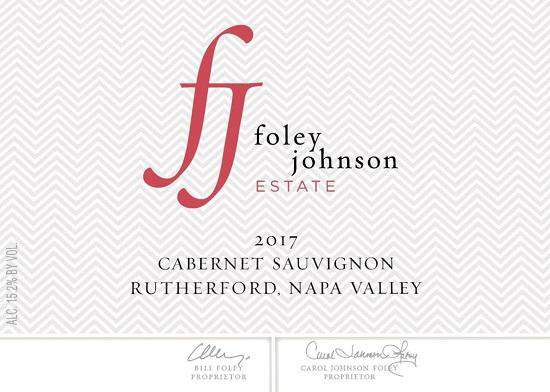 Foley Johnson Estate Rutherford Cabernet Sauvignon 2017 (750 ml) - BuyWinesOnline.com