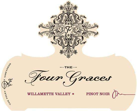 Four Graces Willamette Valley Pinot Noir 2018 (750 ml) - BuyWinesOnline.com