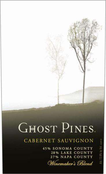Ghost Pines Cabernet Sauvignon 2016 - BuyWinesOnline.com