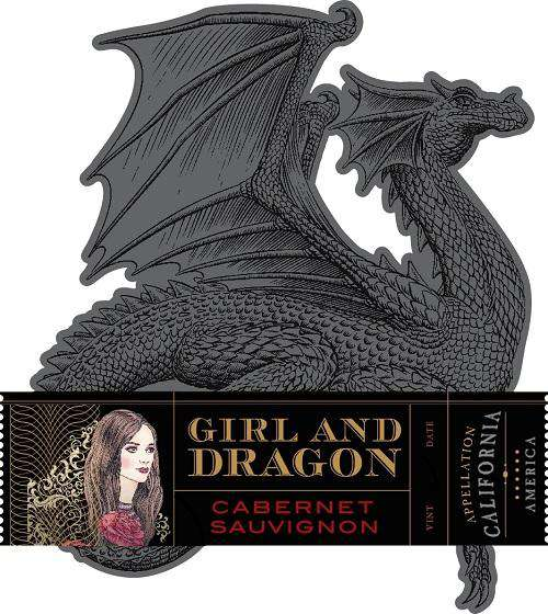 Girl and Dragon Cabernet Sauvignon 2015 (750 ml) - BuyWinesOnline.com
