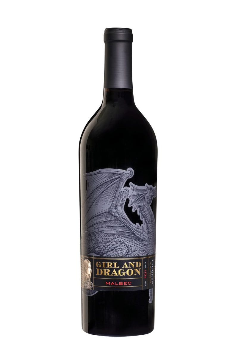 Girl and Dragon Malbec 2019 (750 ml)