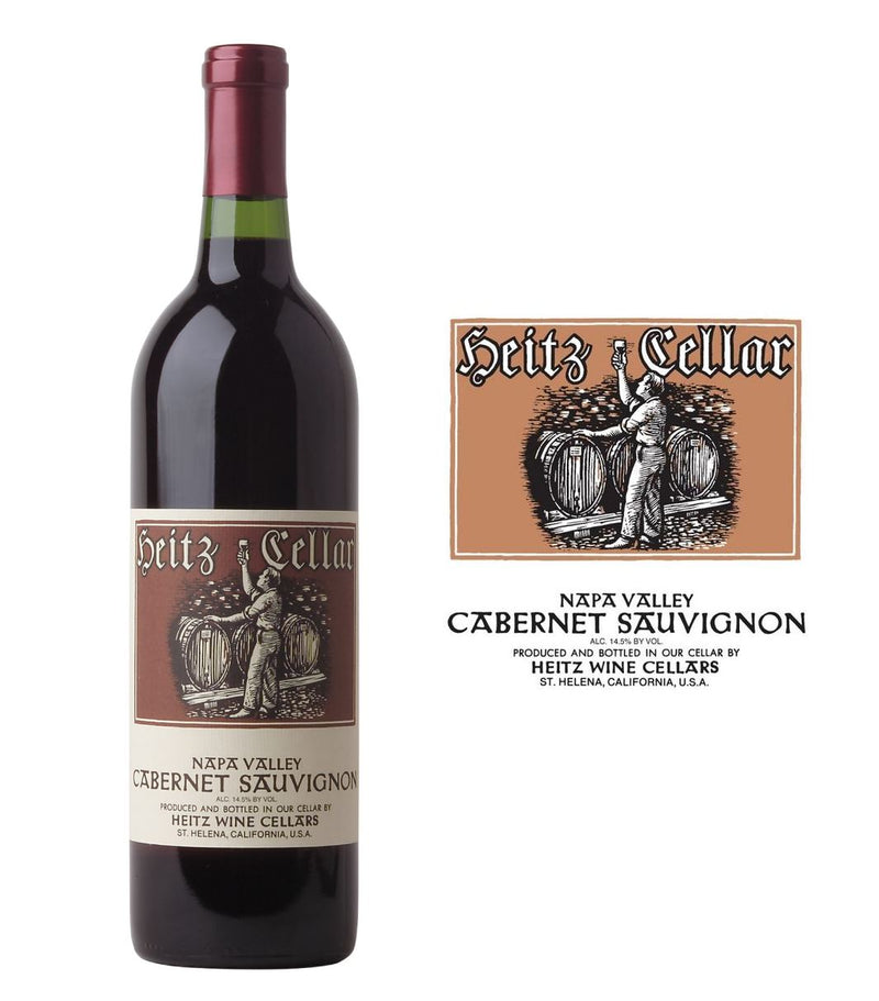 Heitz Cellar Napa Valley Cabernet Sauvignon 2015 (750 ml)