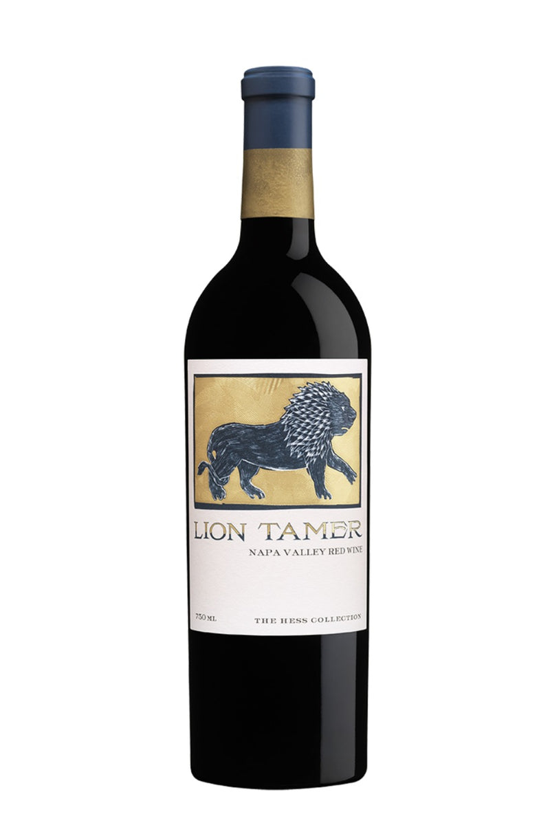 The Hess Collection Lion Tamer Red Blend 2016 (750 ml)