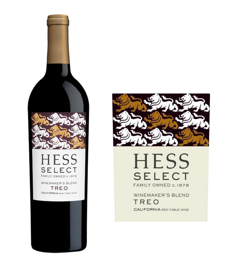 Hess Select Treo Winemaker's Blend 2017 (750 ml)