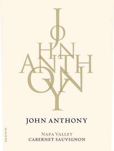 John Anthony Vineyards Napa Valley Cabernet Sauvignon 2016 - BuyWinesOnline.com