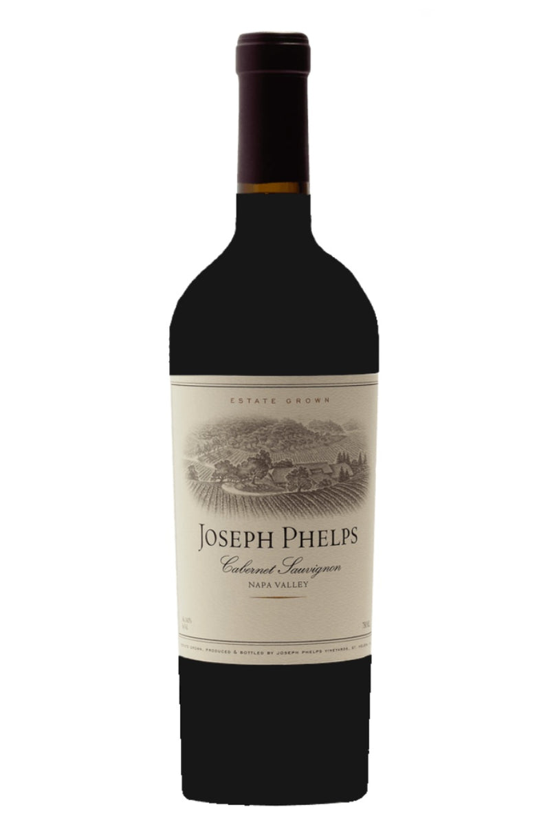 DAMAGED LABEL: Joseph Phelps Cabernet Sauvignon 2018 (750 ml)