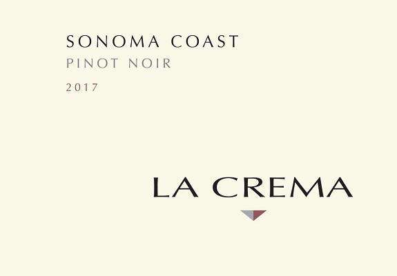 DAMAGED LABEL: La Crema Sonoma Coast Pinot Noir 2018 (750 ml)