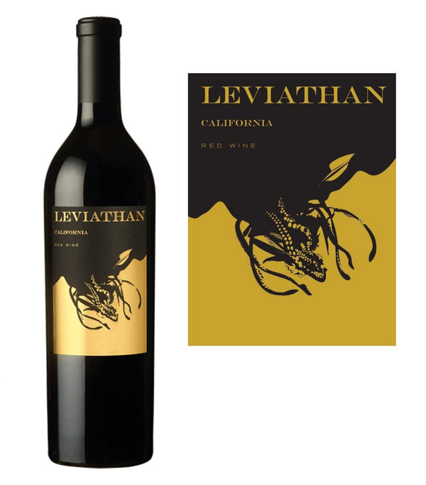 Leviathan Red Blend 2018 (750 ml)
