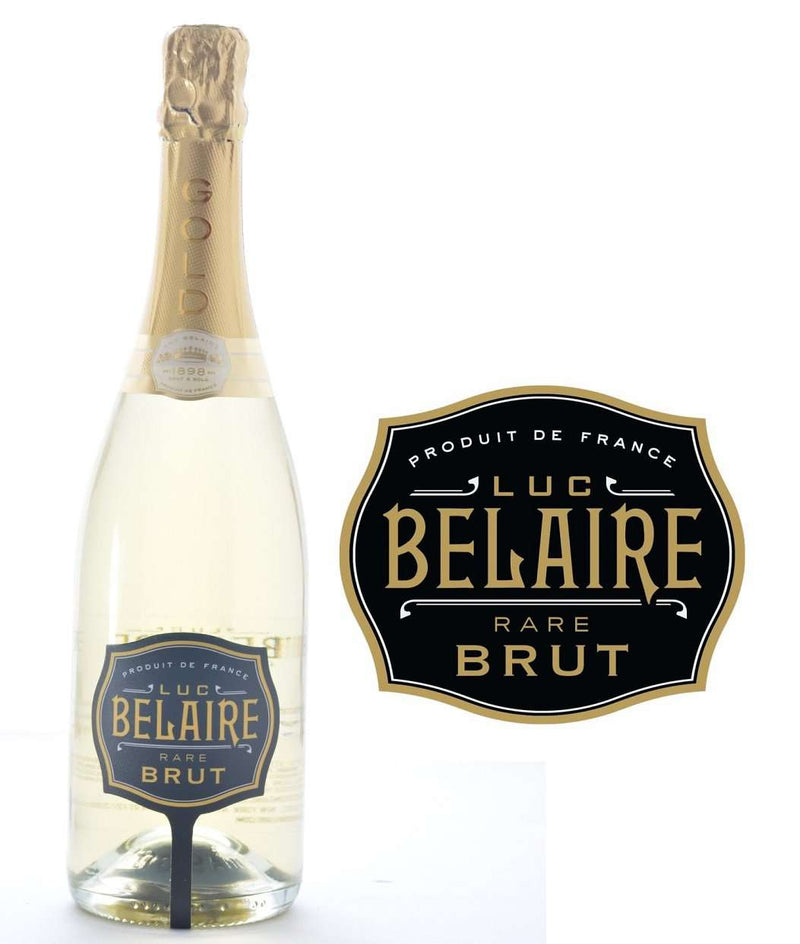 Luc Belaire Rare Brut Fantome - BuyWinesOnline.com