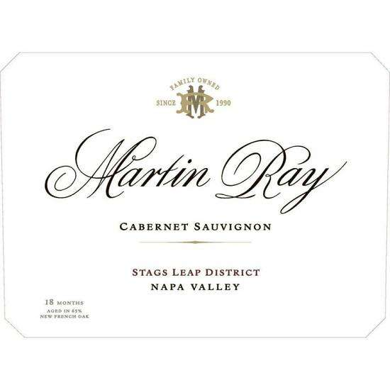 Martin Ray Stags Leap District Cabernet Sauvignon 2017 (750 ml) - BuyWinesOnline.com