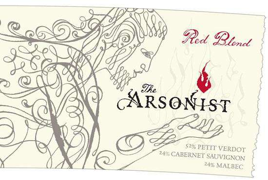 Matchbook The Arsonist Red Blend 2017 (750 ml) - BuyWinesOnline.com