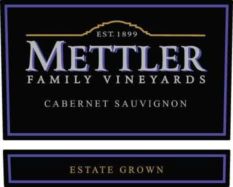 Mettler Family Vineyards Cabernet Sauvignon 2016 - BuyWinesOnline.com