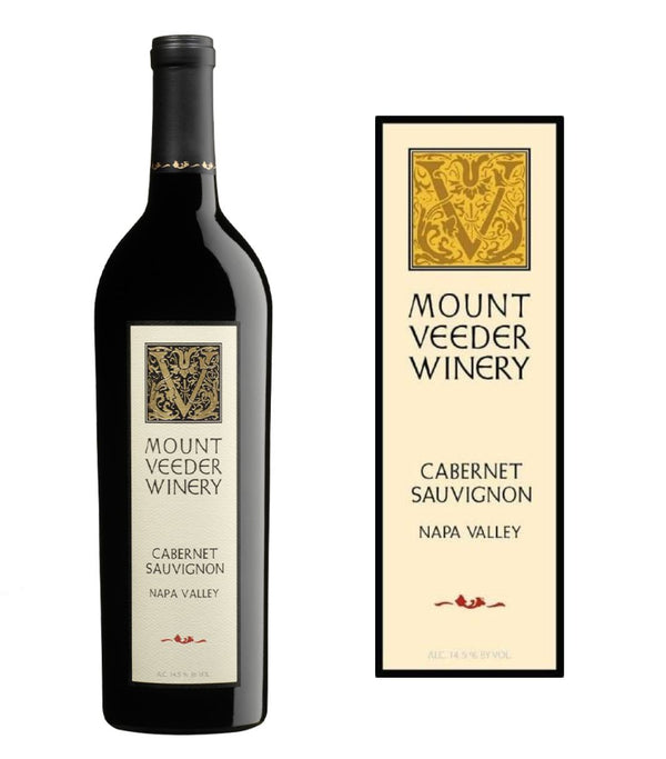Mount Veeder Winery Napa Valley Cabernet Sauvignon 2018 (750 ml)