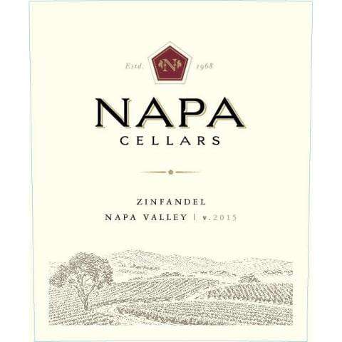 Napa Cellars Napa Valley Zinfandel 2015 (750 ml) - BuyWinesOnline.com
