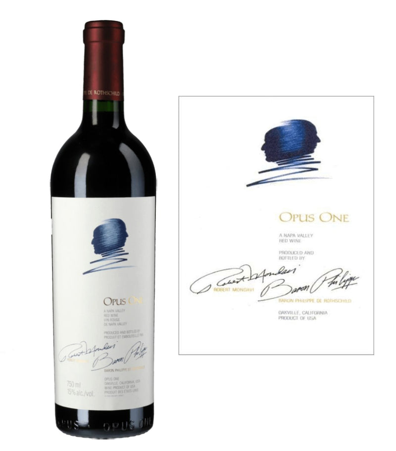 Opus One Red Wine 2017 (750 ml)
