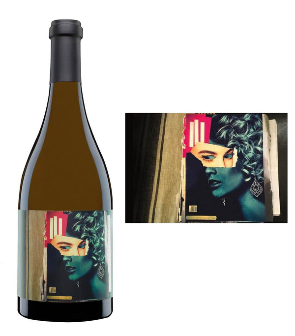 Orin Swift Cellars Blank Stare Sauvignon Blanc 2018 (750 ml)