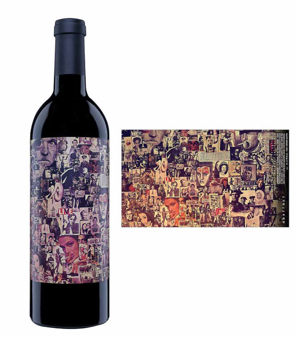 Orin Swift Cellars Abstract Red Blend 2019 (750 ml) - BuyWinesOnline.com