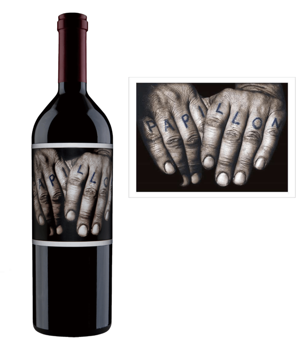 Orin Swift Cellars Papillon Bordeaux Red Blend 2018 (750 ml)