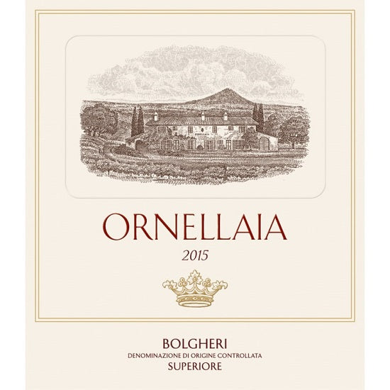 Ornellaia 2015 (750 ml)